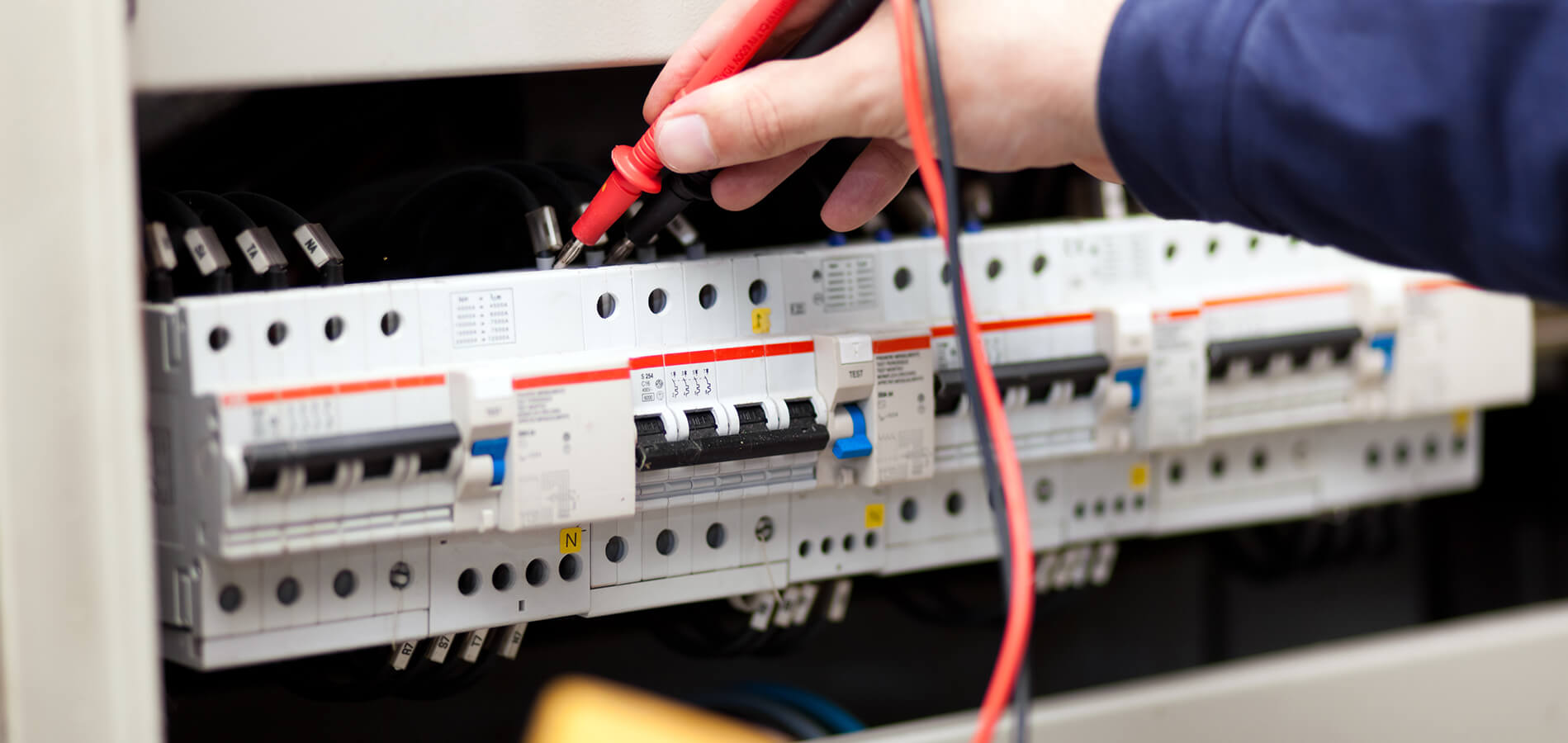 Electrical Testing London Inspections In H2 How To Test Circuits Property Services